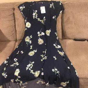 Free People Daisy print dress